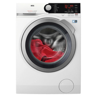 AEG L7FEE842R Washing Machine in White 1400rpm 8kg A