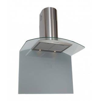 Luxair LA100 CVD SS 100cm CVD CURVED Glass Cooker Hood in Stainless St