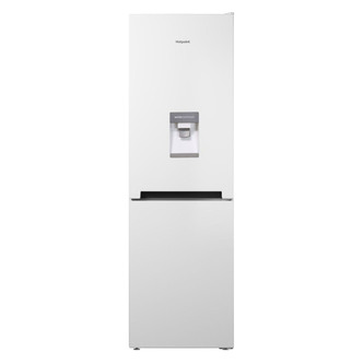 HOTPOINT LC85F1W Fridge Freezer - White
