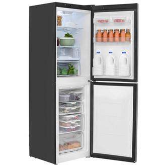 INDESIT LD85F1K Fridge Freezer - Black