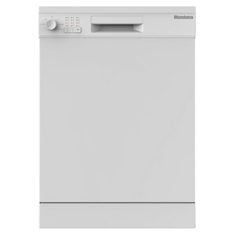 Image of Blomberg LDF30210W 60cm Dishwasher in White 14 Place Set A 3yr Gtee