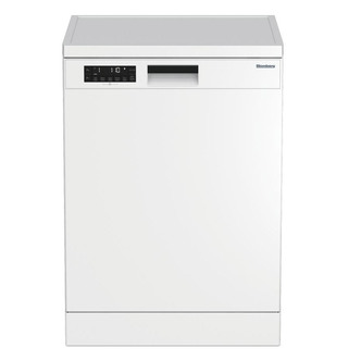 Blomberg LDF42240W 60cm Dishwasher in White 14 Place Set A 3yr Gtee