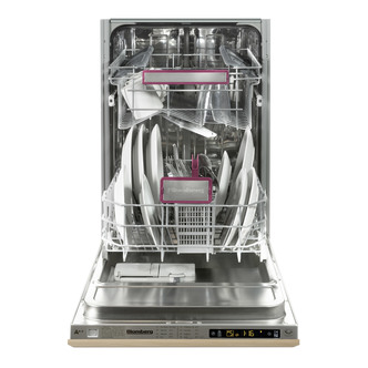Blomberg LDVS2284 45cm Fully Integrated Slimline Dishwasher A AA