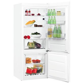 Indesit LI6S1EWUK Fridge Freezer in White 1 58m W60cm F Rated