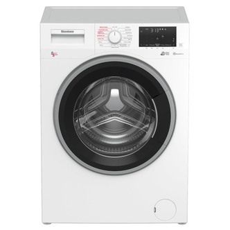 Blomberg LRF1854310W Washer Dryer in White 1400rpm 8kg 5kg D Rated