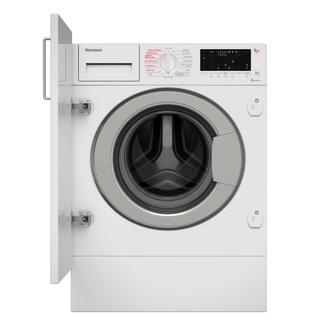 Blomberg LRI1854310 Integrated Washer Dryer White 1400rpm 8kg 5kg D Ra