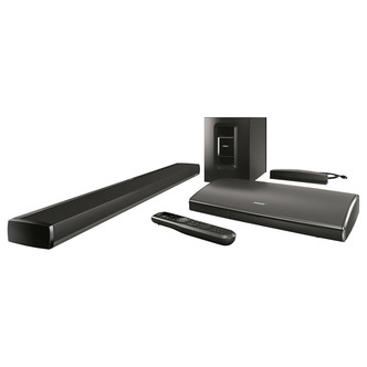 Bose LS 135 Lifestyle SoundTouch 135 Home Ent System in Black