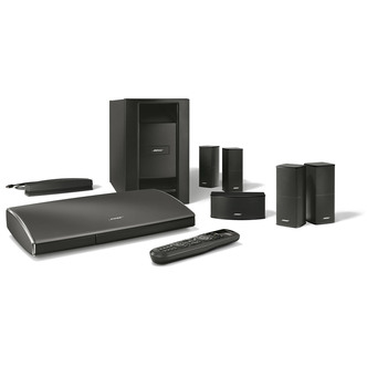 Bose LS 535 IV BK Lifestyle SoundTouch 535 IV Home Ent System in Black