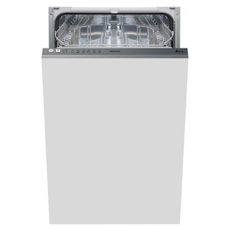 Hotpoint LSTB6M19 45cm Fully Integrated Dishwasher in White 10 P Set A