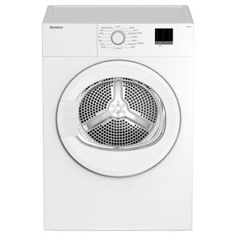 Blomberg LTA09020W 9Kg Vented Tumble Dryer in White Sensor Drying C Ra
