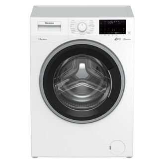 Image of Blomberg LWF184410W Washing Machine in White 1400rpm 8kg A 3yr Gtee