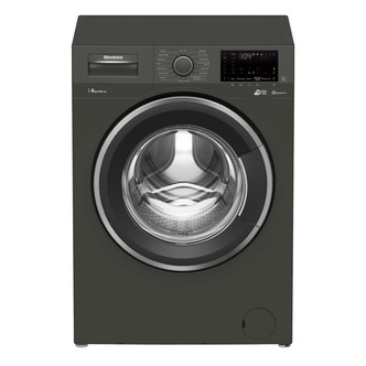 Image of Blomberg LWF184420G Washing Machine in Graphite 1400rpm 8kg A 3yr Gtee