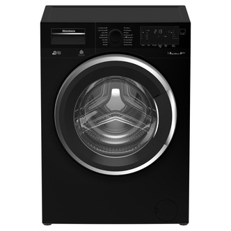 Blomberg LWF28442B Washing Machine in Black 1400rpm 8kg A 3yr Gtee