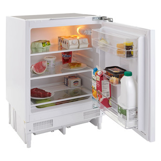 Fridgemaster MBUL60133 Built Under Integrated Larder Fridge A Rated