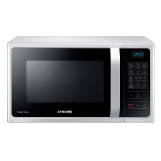 Samsung MC28H5013AW Combination Microwave Oven White Black 900W 28L