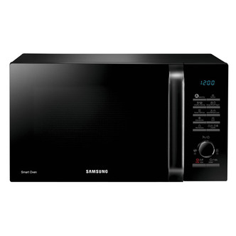 Samsung MC28H5125AK Combination Microwave Oven in Black 28L Capacity