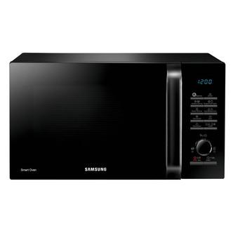 Samsung MC28H5125AK Combination Microwave Oven in Black 28L 900W