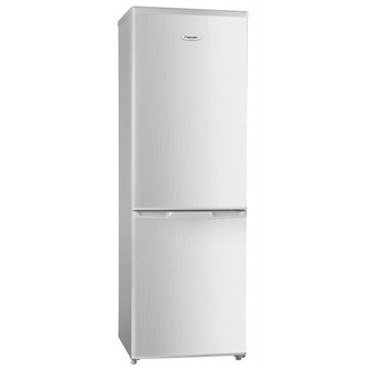 Fridgemaster MC55224FFW Frost Free Fridge Freezer in White 1 70m 55cmW