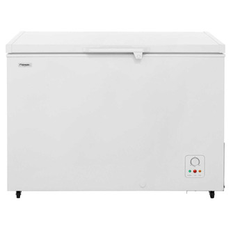 Fridgemaster MCF306 Chest Freezer in White 306L 10 8 cu ft A Rated