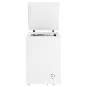 Fridgemaster MCF95 Chest Freezer in White 95L 3 4 cu ft A Rated