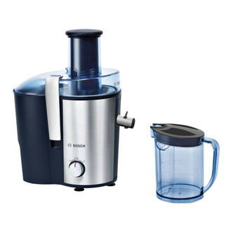 Bosch MES3500GB 700W Whole Fruit Juicer in Silver 2 Speed 1 25L Jug