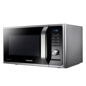 Samsung MS28F303TAS Microwave Oven in Silver 28L 1000W