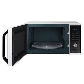 samsung ms28j5255uw solo microwave oven in white 28l 1000w