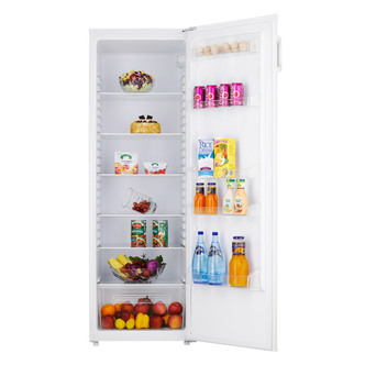 Fridgemaster MTL55300 Tall Larder Fridge in White 1 7m 55cmW A Rated