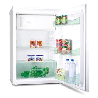 Fridgemaster MUR55118 55cm Undercounter Fridge with Ice Box in White A