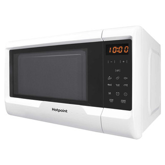 Hotpoint MWH2031MW0 Solo Microwave Oven in White 20 Litre 700w