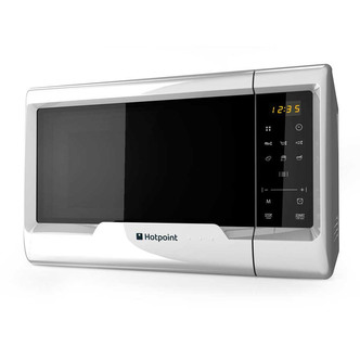 Hotpoint MWH2031MW Solo Microwave Oven in White 20 Litre 700w
