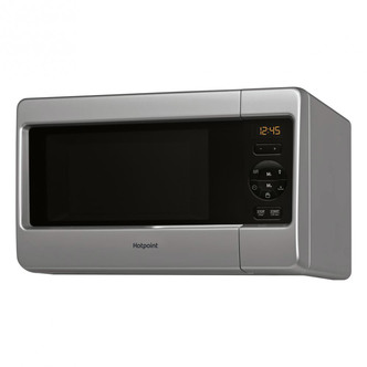 Hotpoint MWH2421MS Microwave Oven in Silver 24 Litre 750W