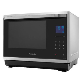 Panasonic NN CF873SBPQ Flatbed Combination Microwave Oven in St Steel