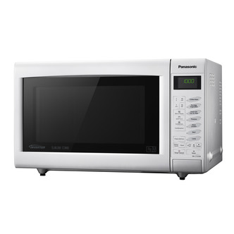 Panasonic NN CT555WBPQ Combination Microwave Oven in White 27 Litre 10