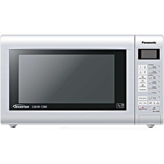 Panasonic NN CT562MBPQ Combination Microwave Oven Grill in Silver 27L
