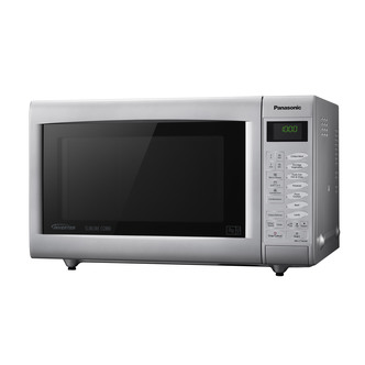 Panasonic NN CT565MBPQ Combination Microwave Oven in Silver 27 Litre 1
