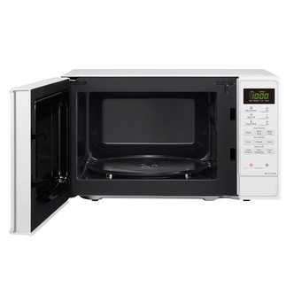 Panasonic NN E27JWMBPQ Compact Microwave Oven in White 20 Litre 800W
