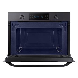 Samsung NQ50K3130BM 60cm Built In Solo Microwave Oven in Black 50L 900
