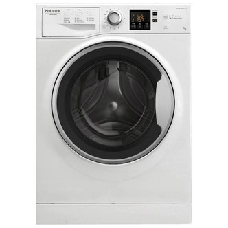 Hotpoint NSWE742UWSUK Washing Machine in White 1400rpm 7Kg E Rated