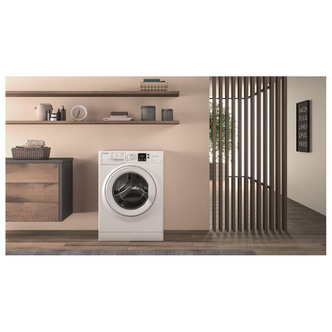 Hotpoint NSWF843CW Washing Machine in White 1400rpm 8Kg D Rated