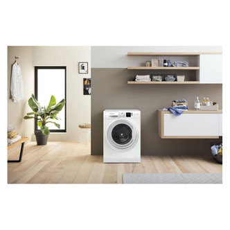 Hotpoint NSWM863CW Washing Machine in White 1600rpm 8Kg D Rated