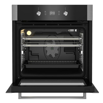Image of Blomberg OEN9331XP Built In Electric Fan Oven in Stainless Steel LED D