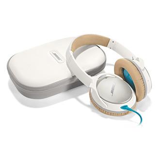 Bose QC25 SAM WHT QuietComfort 25 Noise Cancelling Headphones in White