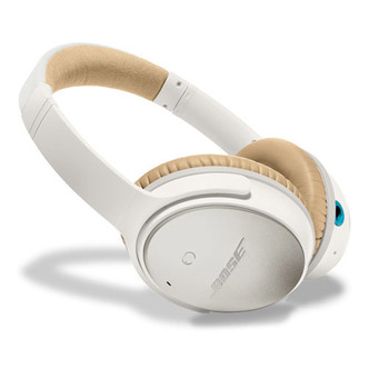 Bose QC25 WHITE QuietComfort 25 Noise Cancelling Headphones in White