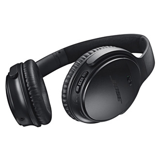 Bose QC35 BLACK Wireless NFC Noise Cancelling Headphones in Black