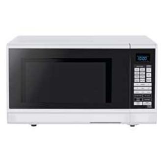 Sharp R372WM Standard Microwave - White