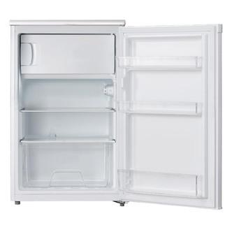 LEC R5017W 50cm Undercounter Fridge w Freezer Box White 0 87m F