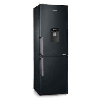 Samsung RB29FWJNDBC Frost Free Fridge Freezer Gloss Black Water Disp 1