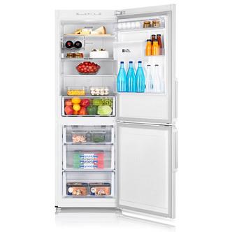 Samsung RB29FWJNDWW Frost Free Fridge Freezer in White Water Dispen 1