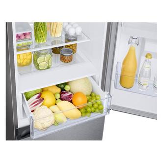 Samsung RB34T632ESA Frost Free Fridge Freezer in Silver 1 85m Water Di